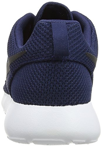 Homme Chaussures Minuit De Blanc Pour Nike marine Rosherun Noir Course Bleu X5TRq