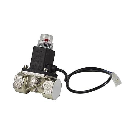 """Válvula de gas PNI V-02 3/4""""para detectores de gas o"""