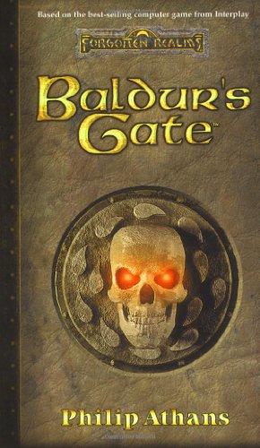 book cover of Baldur\'s Gate
