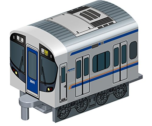 The Kotetsu  NishiNippon Railroad 3000 form