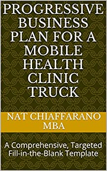 Mobile medical clinic business plan