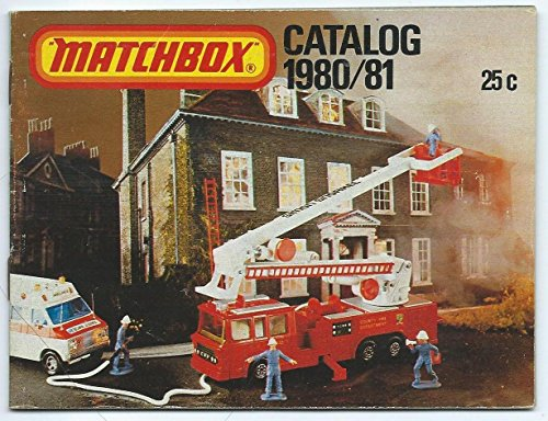MATCHBOX 1980/81 Collector