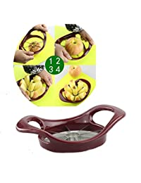 Buy Apple Furit Slices Corers Pitter Cuts Apples Into Eight Unifrom Wedges wholesale