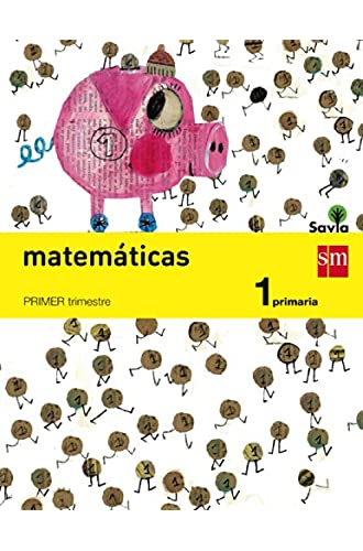 Matemáticas. 1 Primaria. Savia