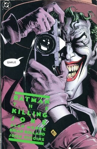 Batman The Killing Joke Special Ed HC (Comic Joke Killing)
