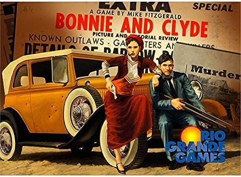Bonnie and Clyde: Amazon.es: Juguetes y juegos