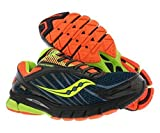Saucony Ride 6 GTX Men's Running Shoes Size US 9, Regular Width, Color Teal/Black/Orange