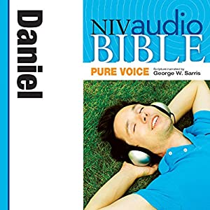 NIV Audio Bible, Pure Voice: Daniel Audiobook