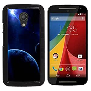 Stuss Case / Funda Carcasa protectora - The Brightest Night Star - Motorola G 2ND GEN II