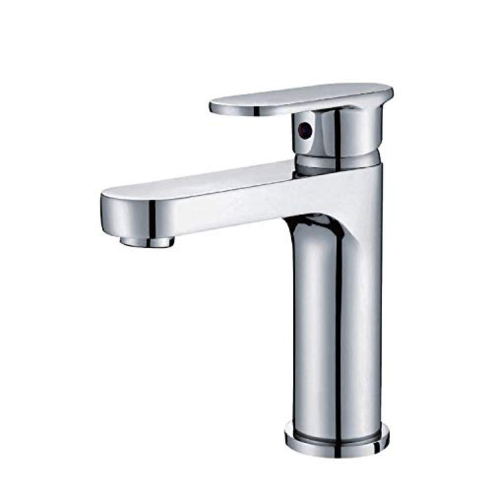Water Tap Kaiping Copper Basin Faucet Hot and Cold Above Counter Basin Faucet