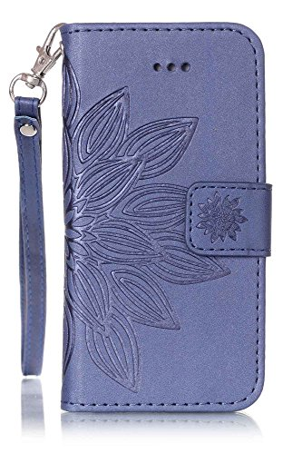 Phone-Case-for-5s-iphone-cover-iphone-5-5s-JanCalm-iPhone-5s5SE-Wallet-Case-Kickstand-Card-Holder-ID-Slot-Hand-Strap-Flip-For-Women-PU-Leather-Cover-iphone-5-5s-se
