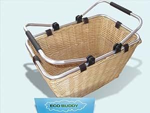 Eco Buddy Grocery Market Basket