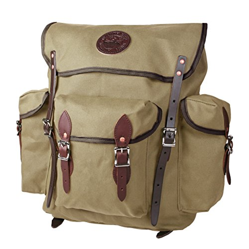 Duluth Pack Rambler Pack, Tan, 16 x 15 x 6-Inch by Duluth Pack