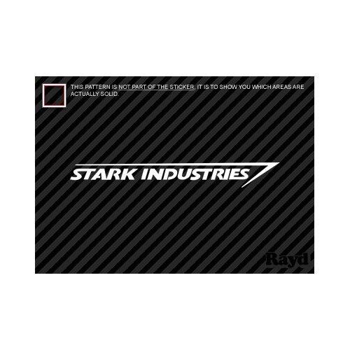 Galleon 2x 9 Quot Stark Industries Ironman Logo Sticker