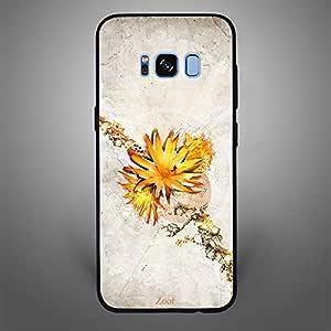 Samsung Galaxy S8 Plus Flower Splash