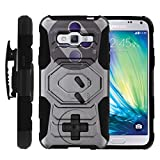 TurtleArmor | Compatible for Samsung Galaxy J3 Case (2016) | J310 [Octo Guard] Dual Layer Case Holster Belt Clip Sturdy Kickstand Cover – Classic Game Controller Review