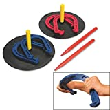S&S Worldwide Rubber Horseshoe Set