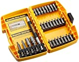 DEWALT DW2162 29-Piece Screwdriving and Nutdriving Set