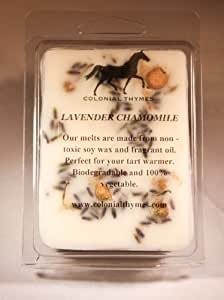 Lavender/Chamomile Scented~Clamshell Soy Wax Melts