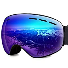 Specifications: Lens Size: 6.9 inches (W) x 3.7 inches (H) Lens Material: PC Frame Material: TPU Notices: Please tear off the inner protective film when using Please do not use finger or rough cloth to wipe and clean the lens as they will eit...