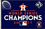 Houston Astros World Series Championship Logo Flag 3x5- With Grommets