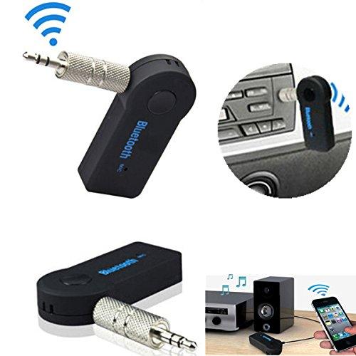 Wireless Bluetooth FM transmitter 3.5mm AUX Audio Stereo Mod