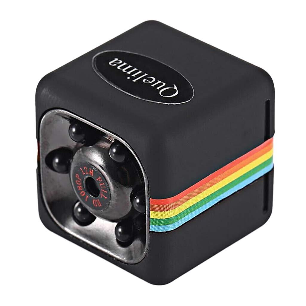 Gazechimp SQ11 C/ámara Esp/ía DVR para Coche 1080P Full HD Vi-si/ón Nocturna WiFi Video Recorder Mini Sport DV