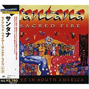 Santana: Sacred Fire