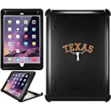 OtterBox iPad Air 2 Black Defender Series Case, University of Texas Longhorn Emblem Design
