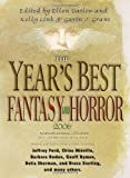 img - for The Year's Best Fantasy and Horror 2006: 19th Annual Collection (Year's Best Fantasy & Horror) book / textbook / text book