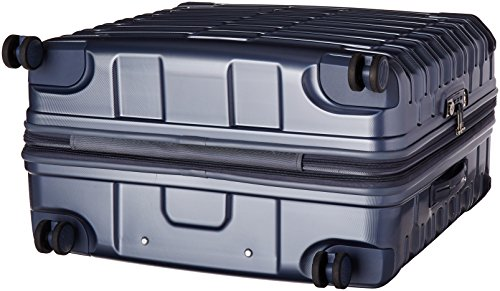 Samsonite Checked-Large, Blue Slate