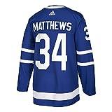 Auston Matthews Toronto Maple Leafs Adidas NHL Mens Authentic Blue Jersey