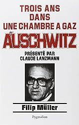 Trois ans dans une chambre à gaz d'Auschwitz