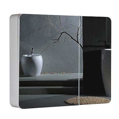 Mobile Specchio Da Bagno.Rkrgq Mobile Specchio Da Bagno Muro Armadietto A Specchio Con