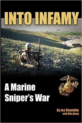 Into infamy a marine snipers war joe chamblin milo afong into infamy a marine snipers war joe chamblin milo afong 9781511732895 amazon books fandeluxe Gallery