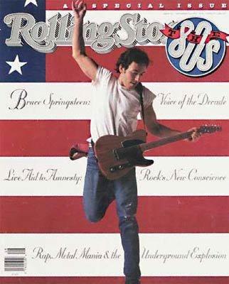 Rolling Stone Magazine # 591 November 15 1990 Bruce Springsteen (Single Back Issue)