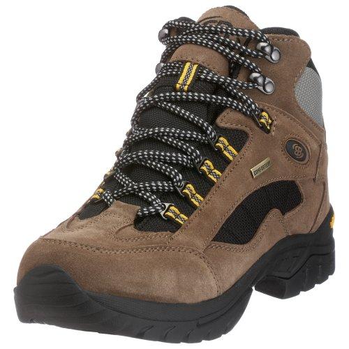 Bruetting CHIMNEY ROCK, Unisex-Erwachsene Trekking- & Wanderschuhe, Braun (BRAUN/SCHWARZ/GELB), 43 EU (9 Erwachsene UK)