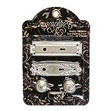 metal door knob plate - Graphic 45 4501296 Staples Shabby Chic Metal Door Plates & Knobs