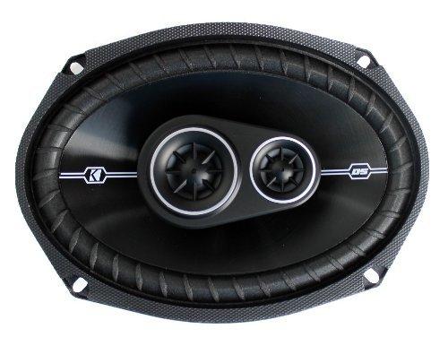 4) New Kicker 41DSC6934 D-Series 6×9″ 720 Watt 3-Way Car Audio Coaxial Speakers