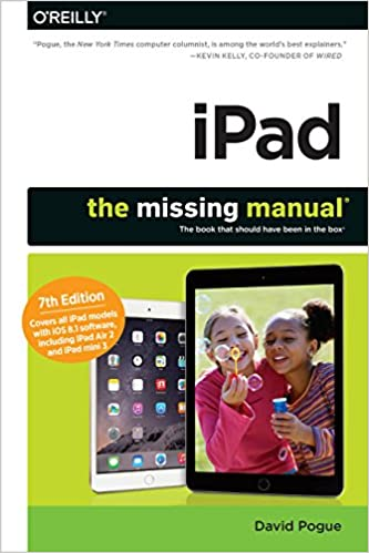 IPad The Missing Manual 7th Edition
