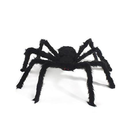 jbneg spider halloween spiderhairy poseable spiderscary