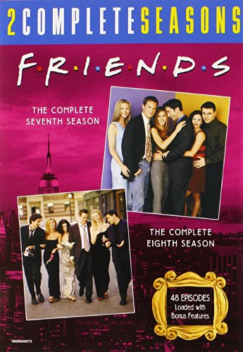 Top 9 recommendation friends dvd season 7 2020