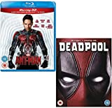 Ant-Man (3D + 2D) - Deadpool - Marvel 2 Movie Bundling Blu-ray