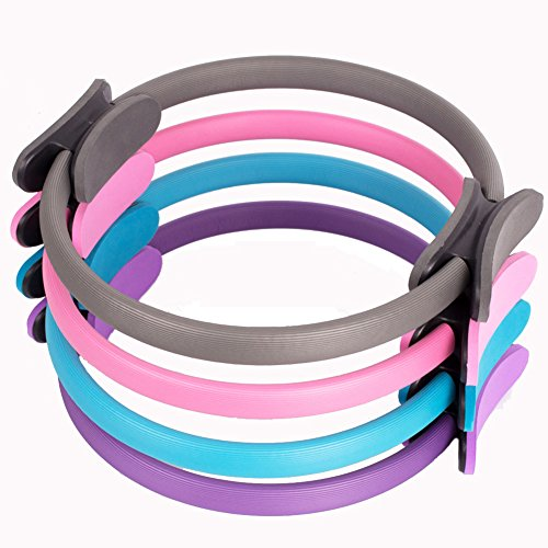 Dofover Pilates Ring Resistance Training Pilates Magic Fitness Circle Yoga Accessories