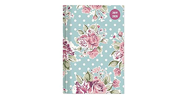 Collegetimer A6 Tag Roses 2019/2020: 9783840717352: Amazon ...