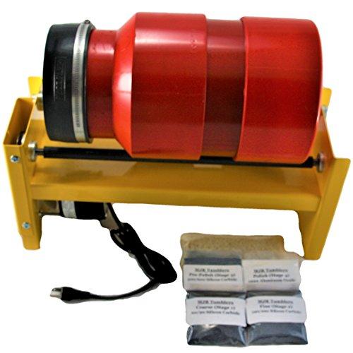 MJR Tumblers 40 lb Tumbler Grit Kit ()