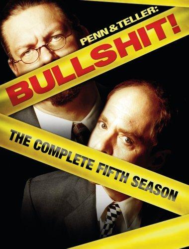 Penn & Teller Bullshit: Complete Fifth Season [DVD] [Region 1] [US Import] [NTSC]