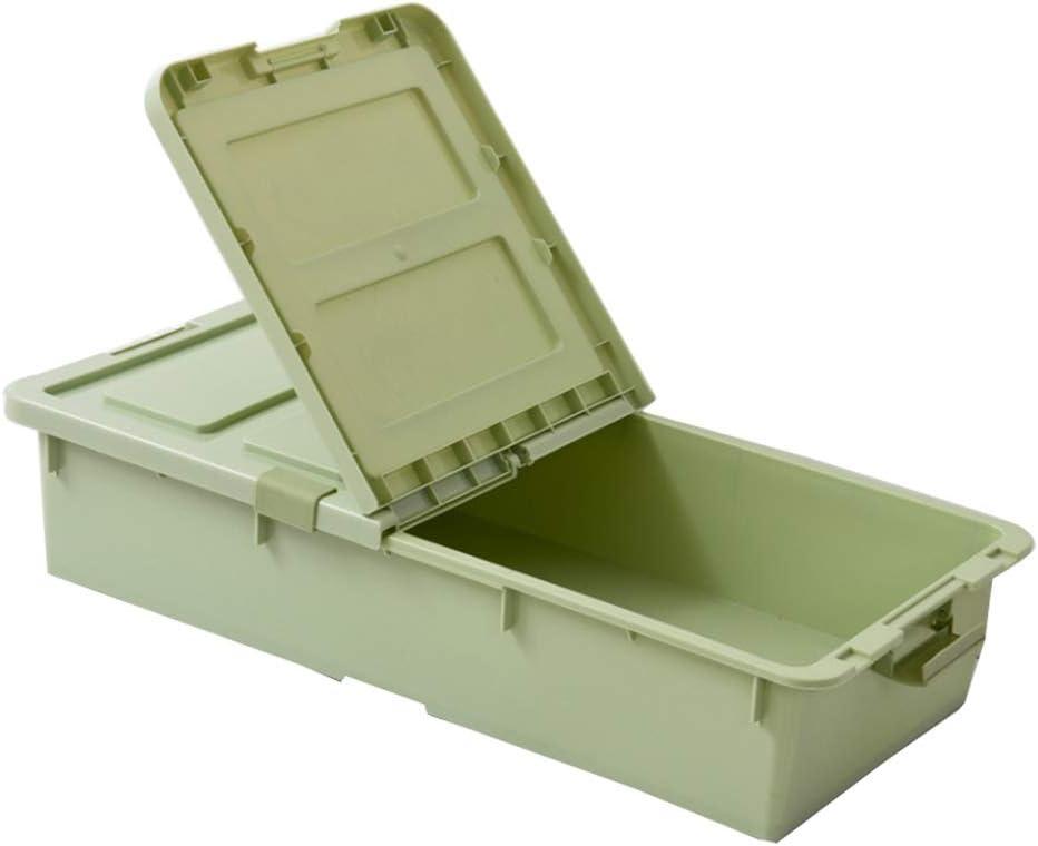 YYHSND Pequeña Caja de Almacenamiento Transparente de plástico de ...