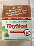 Tiny Meal Nutritional Bar (Chocolate Mint)