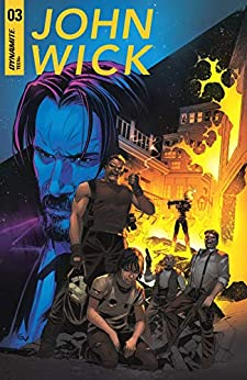 How many john wick books are there